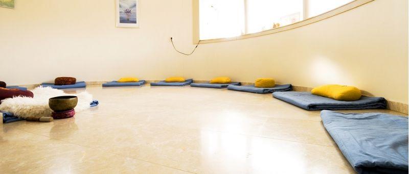 foto meditatie ruimte